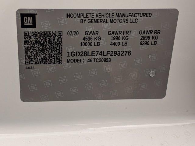 2020 GMC Sierra 2500 Double Cab 4x2, Reading SL Service Body #F1101203 - photo 24