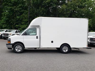 2019 Savana 3500 4x2, Supreme Spartan Cargo Cutaway Van #F1191233 - photo 3
