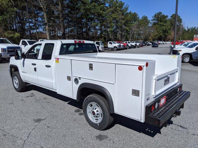 2019 GMC Sierra 2500 Double Cab 4x4, Service Body #F1191479 - photo 1