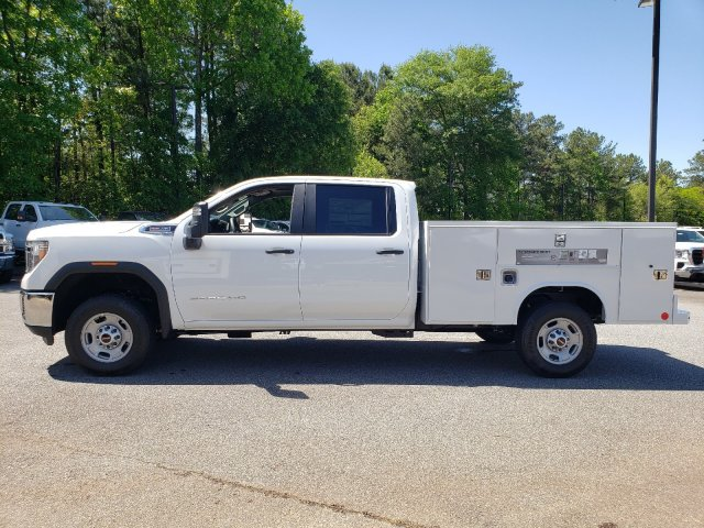 2020 Sierra 2500 Crew Cab 4x2, Reading Service Body #F13000412 - photo 1
