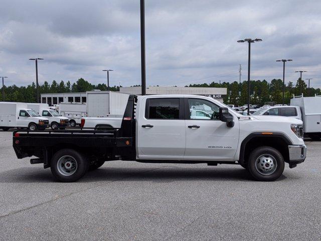 2020 GMC Sierra 3500 Crew Cab 4x4, Hillsboro GII Steel Platform Body #F1300521 - photo 5