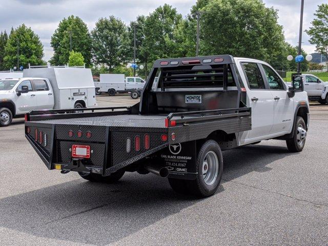2020 GMC Sierra 3500 Crew Cab 4x4, Hillsboro GII Steel Platform Body #F1300521 - photo 6