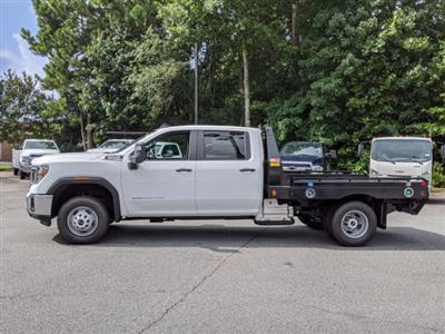 2020 GMC Sierra 3500 Crew Cab 4x4, Hillsboro GII Steel Platform Body #F1300521 - photo 10