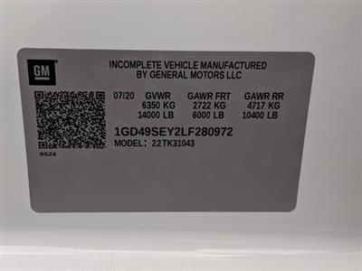 2020 GMC Sierra 3500 Crew Cab 4x4, Hillsboro GII Steel Platform Body #F1300521 - photo 26