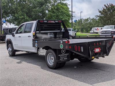 2020 GMC Sierra 3500 Crew Cab 4x4, Hillsboro GII Steel Platform Body #F1300521 - photo 2