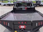2020 GMC Sierra 3500 Crew Cab 4x4, Hillsboro GII Steel Platform Body #F1300521 - photo 8
