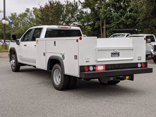 2020 GMC Sierra 3500 Crew Cab 4x4, Monroe Service Body #F1300577 - photo 1