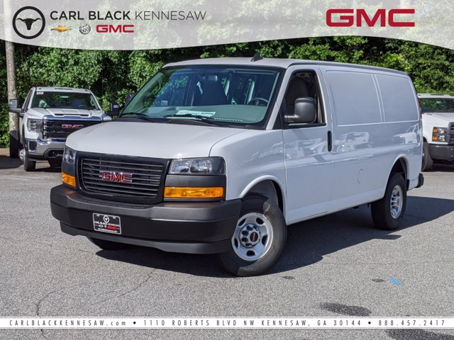 2020 GMC Savana 2500 RWD, Empty Cargo Van #F1300600 - photo 1