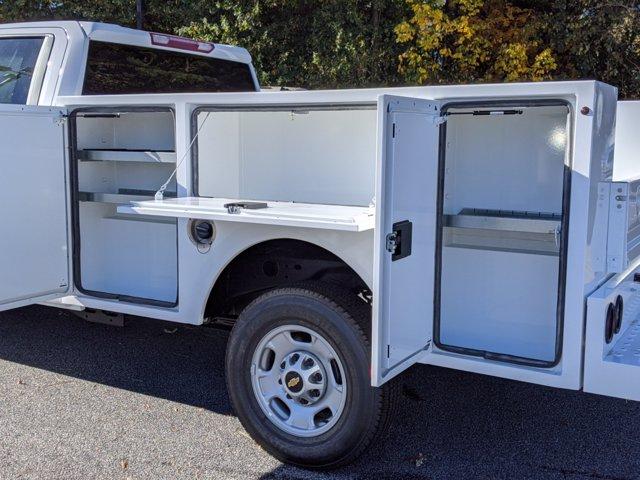 2020 GMC Sierra 2500 Double Cab 4x4, Monroe MSS II Service Body #F1300606 - photo 11