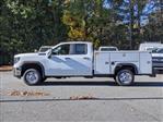 2020 GMC Sierra 2500 Double Cab 4x4, Monroe MSS II Service Body #F1300606 - photo 9