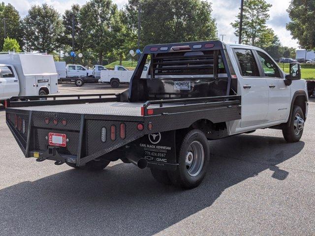 2020 GMC Sierra 3500 Crew Cab 4x4, Hillsboro GII Steel Platform Body #F1300613 - photo 6
