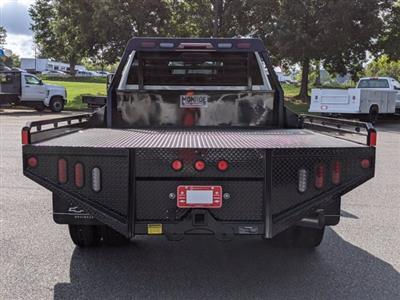 2020 GMC Sierra 3500 Crew Cab 4x4, Hillsboro GII Steel Platform Body #F1300613 - photo 7