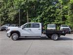 2020 GMC Sierra 3500 Crew Cab 4x4, Hillsboro GII Steel Platform Body #F1300613 - photo 9