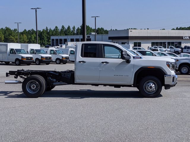 2020 GMC Sierra 3500 Double Cab 4x4, Cab Chassis #F1300617 - photo 5