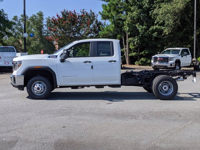 2020 GMC Sierra 3500 Double Cab 4x4, Cab Chassis #F1300617 - photo 8