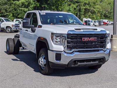 2020 GMC Sierra 3500 Double Cab 4x4, Cab Chassis #F1300617 - photo 4