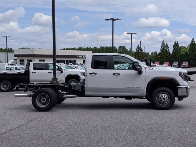 2020 GMC Sierra 3500 Double Cab 4x4, Cab Chassis #F1300618 - photo 5