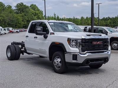 2020 GMC Sierra 3500 Double Cab 4x4, Cab Chassis #F1300618 - photo 4