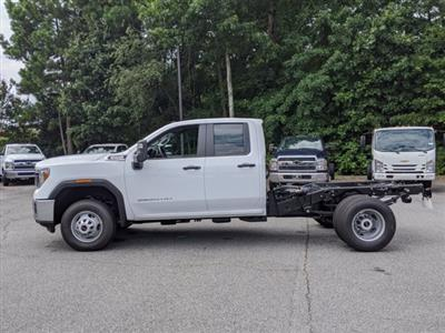 2020 GMC Sierra 3500 Double Cab 4x4, Cab Chassis #F1300618 - photo 8