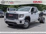 2020 GMC Sierra 3500 Double Cab 4x4, Cab Chassis #F1300618 - photo 1