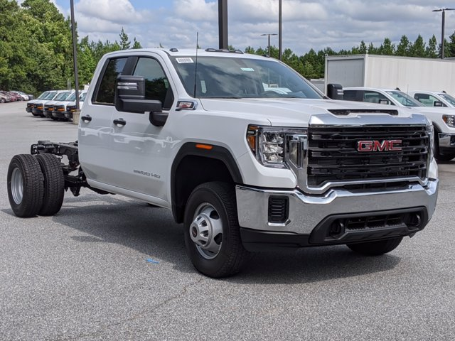 2020 GMC Sierra 3500 Double Cab 4x4, Cab Chassis #F1300621 - photo 4