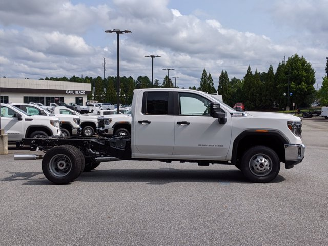 2020 GMC Sierra 3500 Double Cab 4x4, Cab Chassis #F1300621 - photo 5