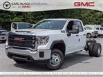 2020 GMC Sierra 3500 Double Cab 4x4, Cab Chassis #F1300621 - photo 1