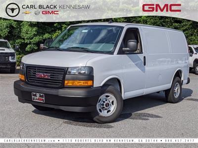 2020 GMC Savana 2500 RWD, Empty Cargo Van #F1300631 - photo 1