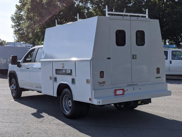 2020 GMC Sierra 3500 Crew Cab 4x4, Reading Service Body #F1300638 - photo 1