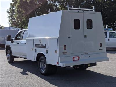 2020 GMC Sierra 3500 Crew Cab 4x4, Reading Panel Service Body #F1300638 - photo 2
