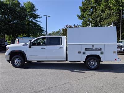 2020 GMC Sierra 3500 Crew Cab 4x4, Reading Panel Service Body #F1300638 - photo 8