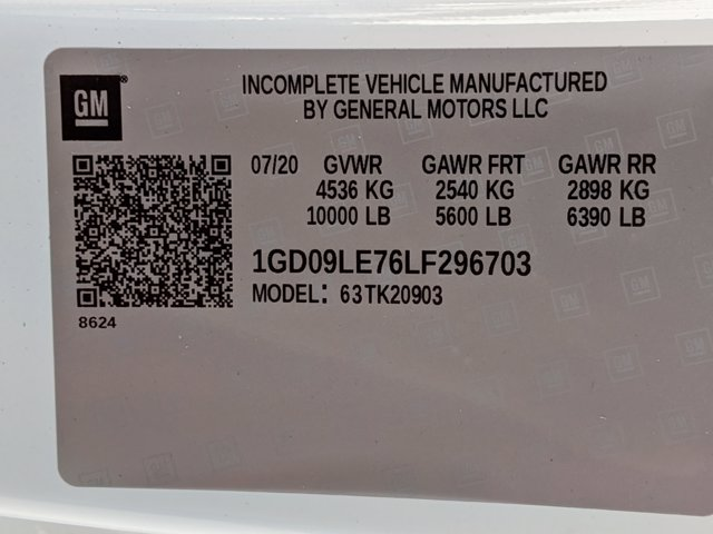 2020 GMC Sierra 2500 Regular Cab 4x4, Monroe MSS II Service Body #F1300667 - photo 21