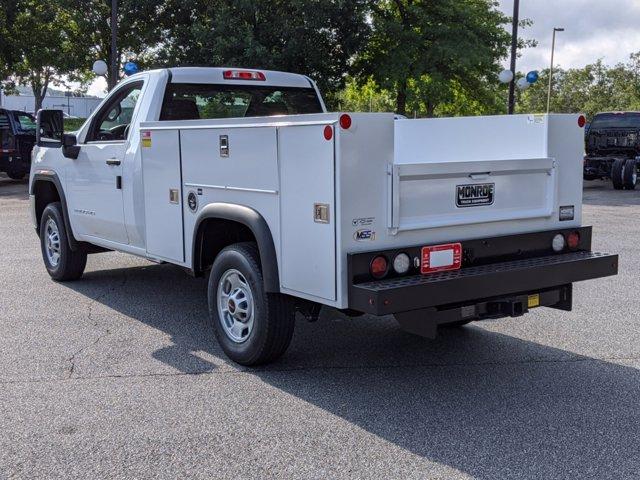 2020 GMC Sierra 2500 Regular Cab 4x4, Monroe MSS II Service Body #F1300667 - photo 2