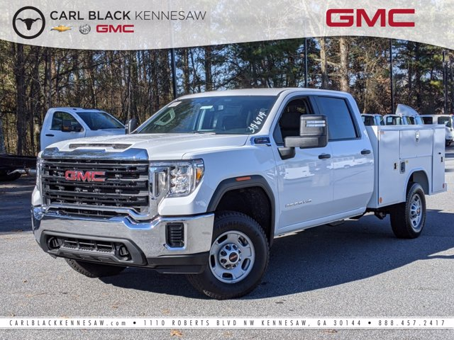 2020 GMC Sierra 2500 Crew Cab 4x4, Reading SL Service Body #F1300793 - photo 1