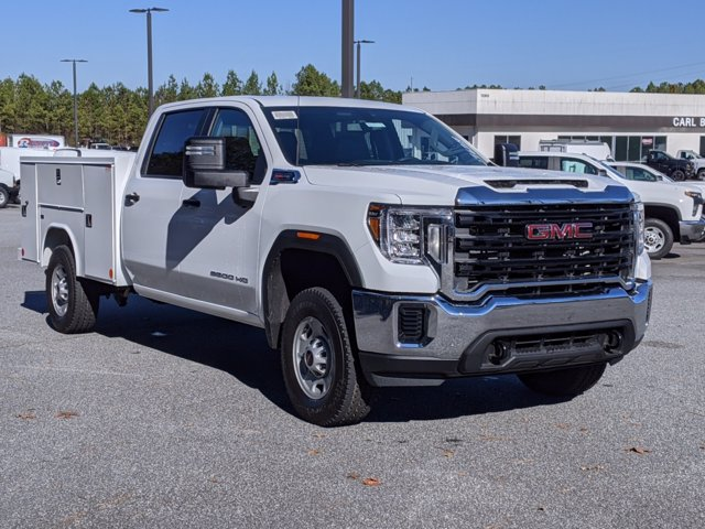 2020 GMC Sierra 2500 Crew Cab 4x4, Reading SL Service Body #F1300793 - photo 4