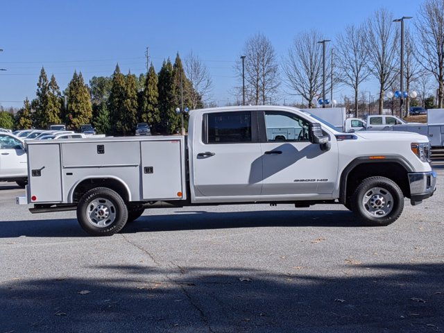 2020 GMC Sierra 2500 Crew Cab 4x4, Reading SL Service Body #F1300793 - photo 5