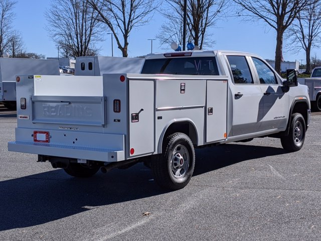 2020 GMC Sierra 2500 Crew Cab 4x4, Reading SL Service Body #F1300793 - photo 6