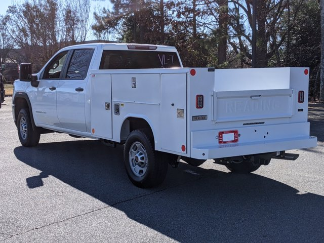 2020 GMC Sierra 2500 Crew Cab 4x4, Reading SL Service Body #F1300793 - photo 2