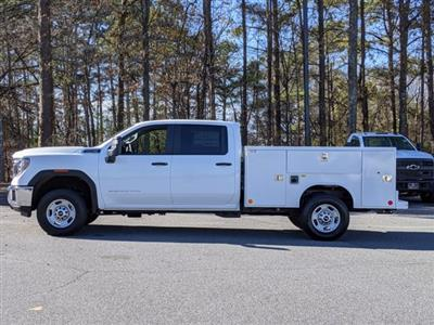 2020 GMC Sierra 2500 Crew Cab 4x4, Reading SL Service Body #F1300793 - photo 9