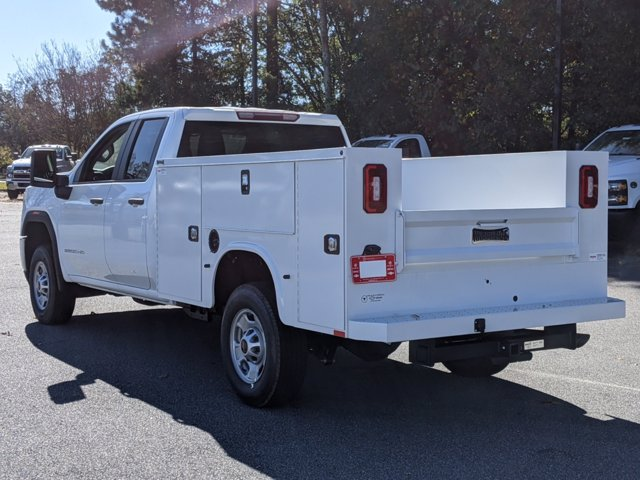 2020 GMC Sierra 2500 Double Cab 4x4, Knapheide Steel Service Body #F1300819 - photo 2