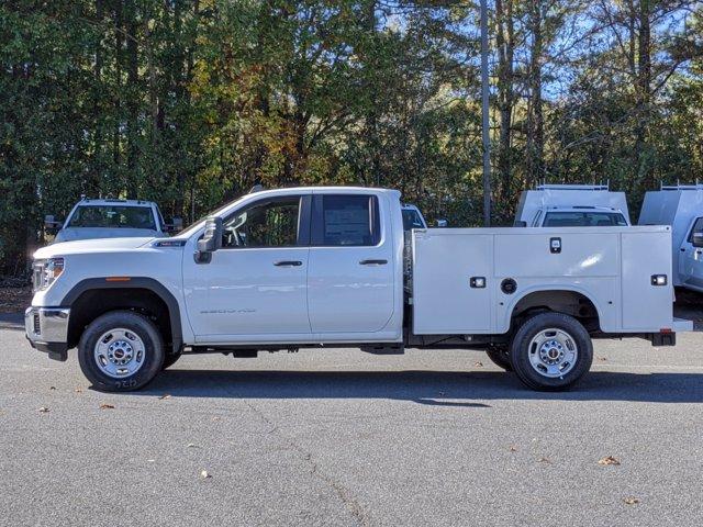 2020 GMC Sierra 2500 Double Cab 4x4, Knapheide Steel Service Body #F1300819 - photo 9