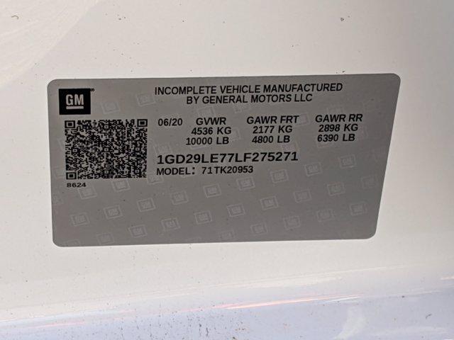 2020 GMC Sierra 2500 Double Cab 4x4, Knapheide Steel Service Body #F1300820 - photo 24