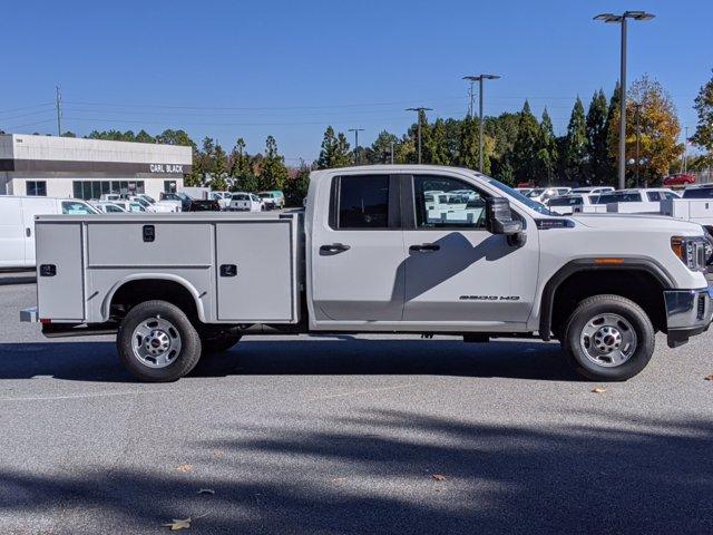 2020 GMC Sierra 2500 Double Cab 4x4, Knapheide Steel Service Body #F1300820 - photo 5