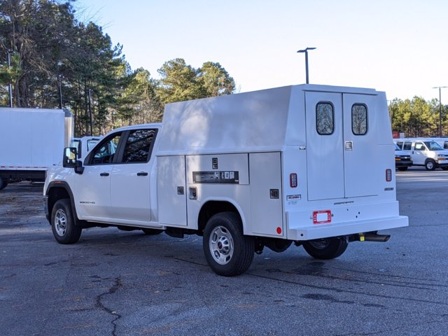 2020 GMC Sierra 2500 Crew Cab 4x2, Reading Panel Service Body #F1300858 - photo 2