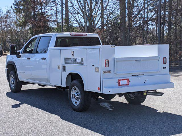2020 GMC Sierra 2500 Crew Cab 4x2, Reading Service Body #F1300862 - photo 1