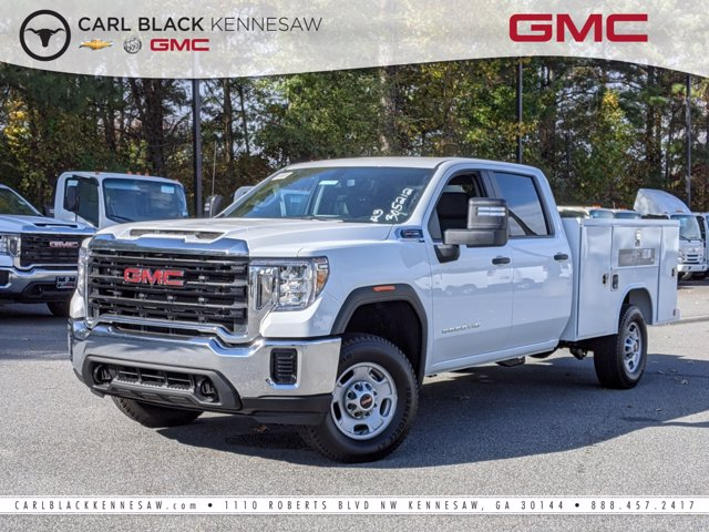 2020 GMC Sierra 2500 Crew Cab 4x4, Reading Service Body #F13100788 - photo 1