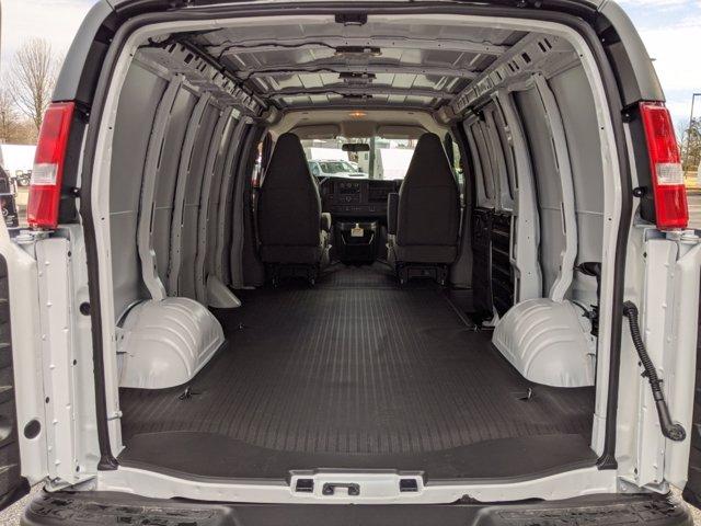 2021 GMC Savana 2500 4x2, Empty Cargo Van #F1310368 - photo 1