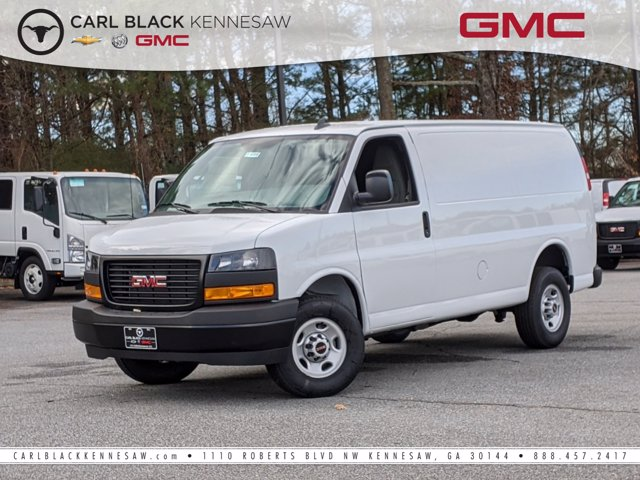 2021 GMC Savana 2500 4x2, Empty Cargo Van #F1310384 - photo 1