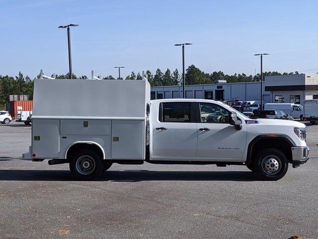 2021 GMC Sierra 3500 Crew Cab 4x4, Reading Panel Service Body #F1310735 - photo 5