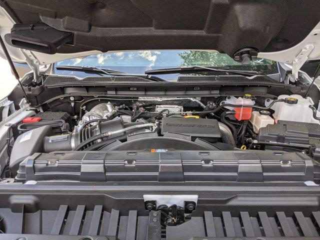 2021 GMC Sierra 3500 Crew Cab 4x4, Service Body #F1310965 - photo 26